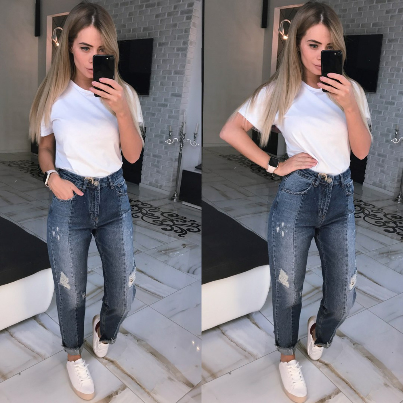 Модні джинси 737-1