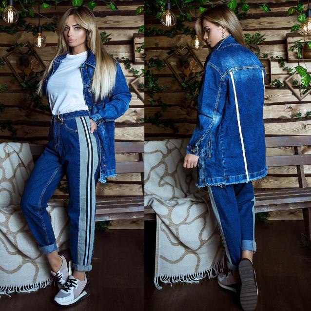 Куртка джинсовая 825-0