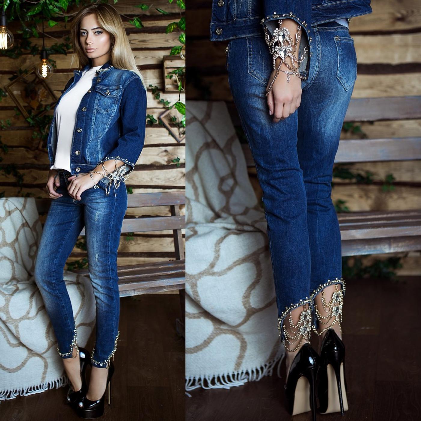Куртка джинсова 2497-0