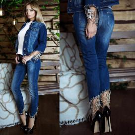 Куртка джинсовая 2497-0