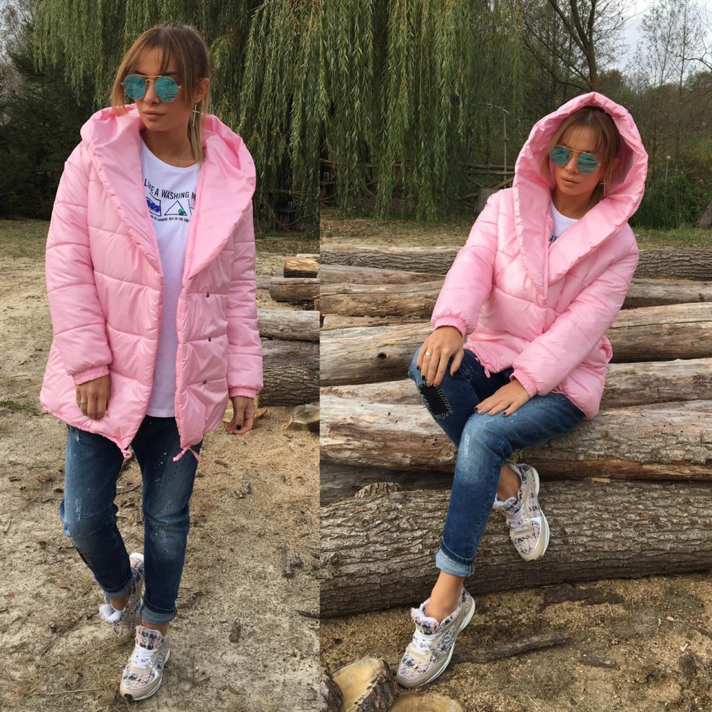 Куртка стильна зефірка 10644