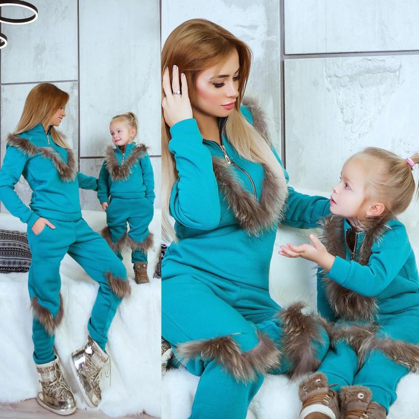 Костюм family look дитячий 10705
