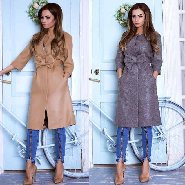 Пальто взрослое Family Look 11028