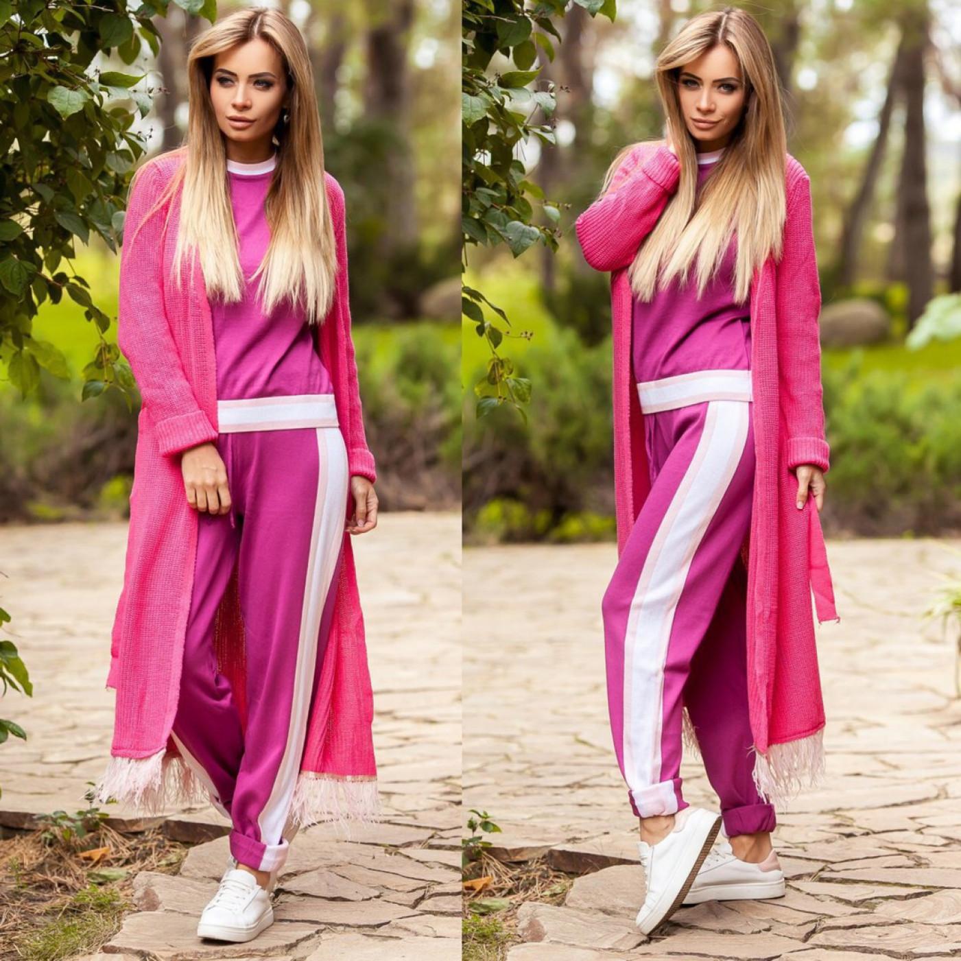 Платье в'язаний з натуральними пір'ям страуса 11289
