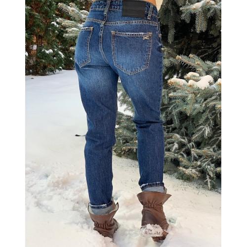 Модные женские джинсы 3579