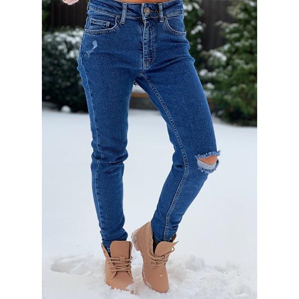 Жіночі джинси +1365