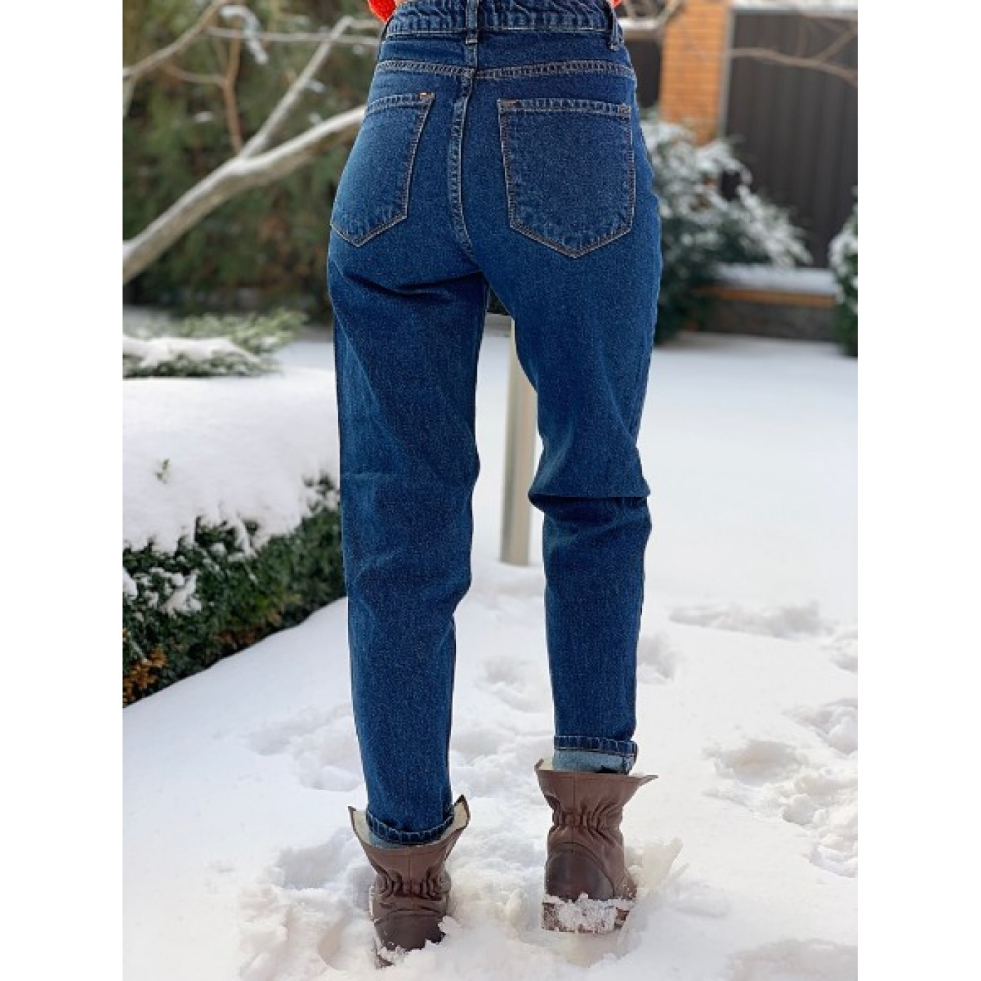 Классические женские джинсы 1322