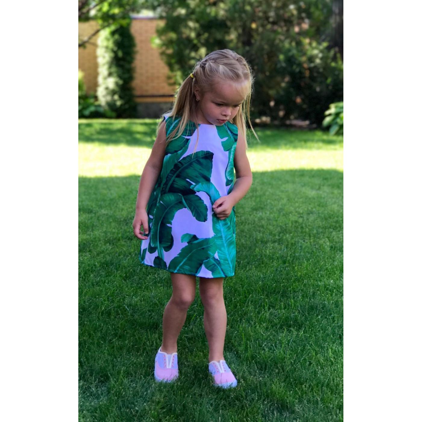 Сукня дитяча familylook 10852