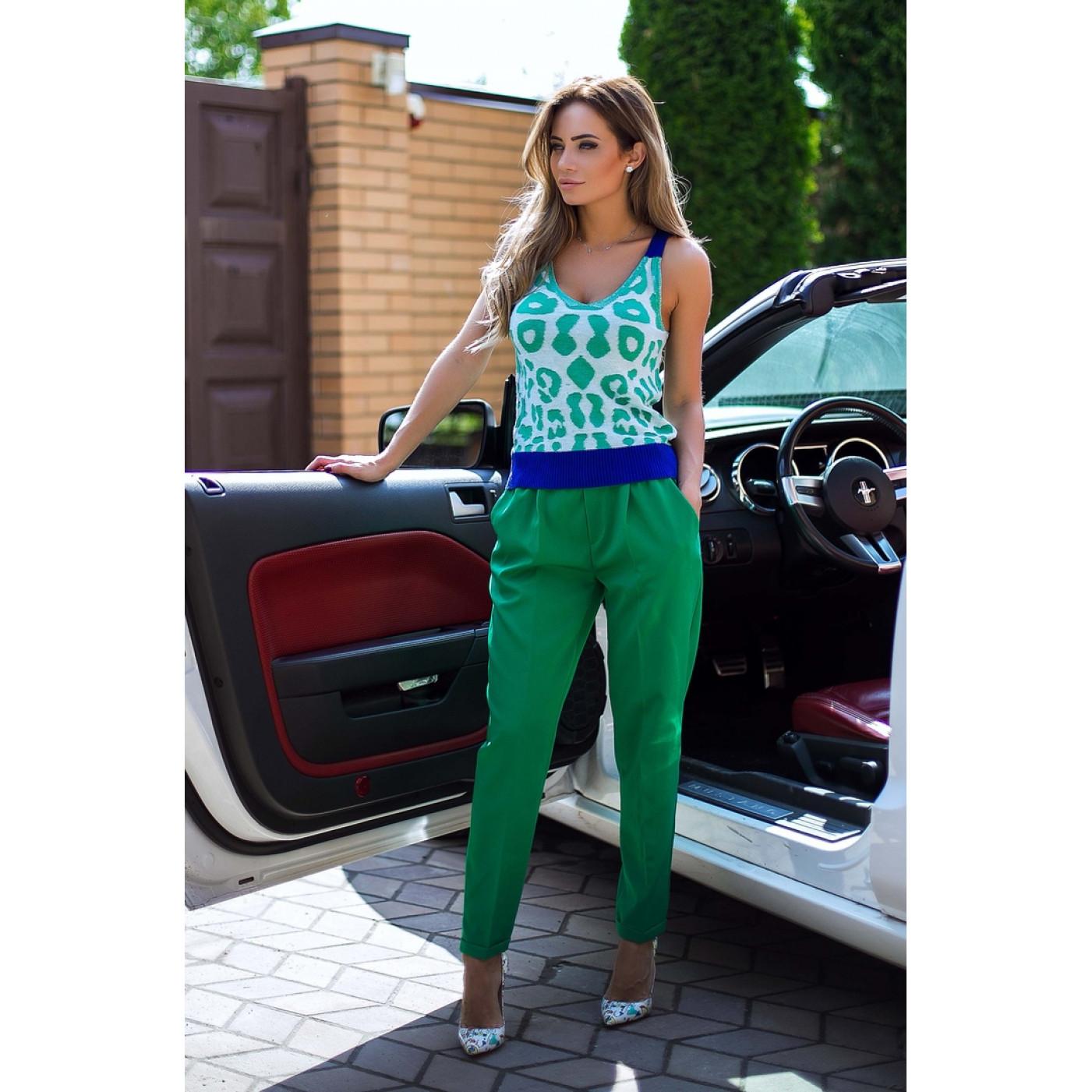 Жіночі брюки 70356
