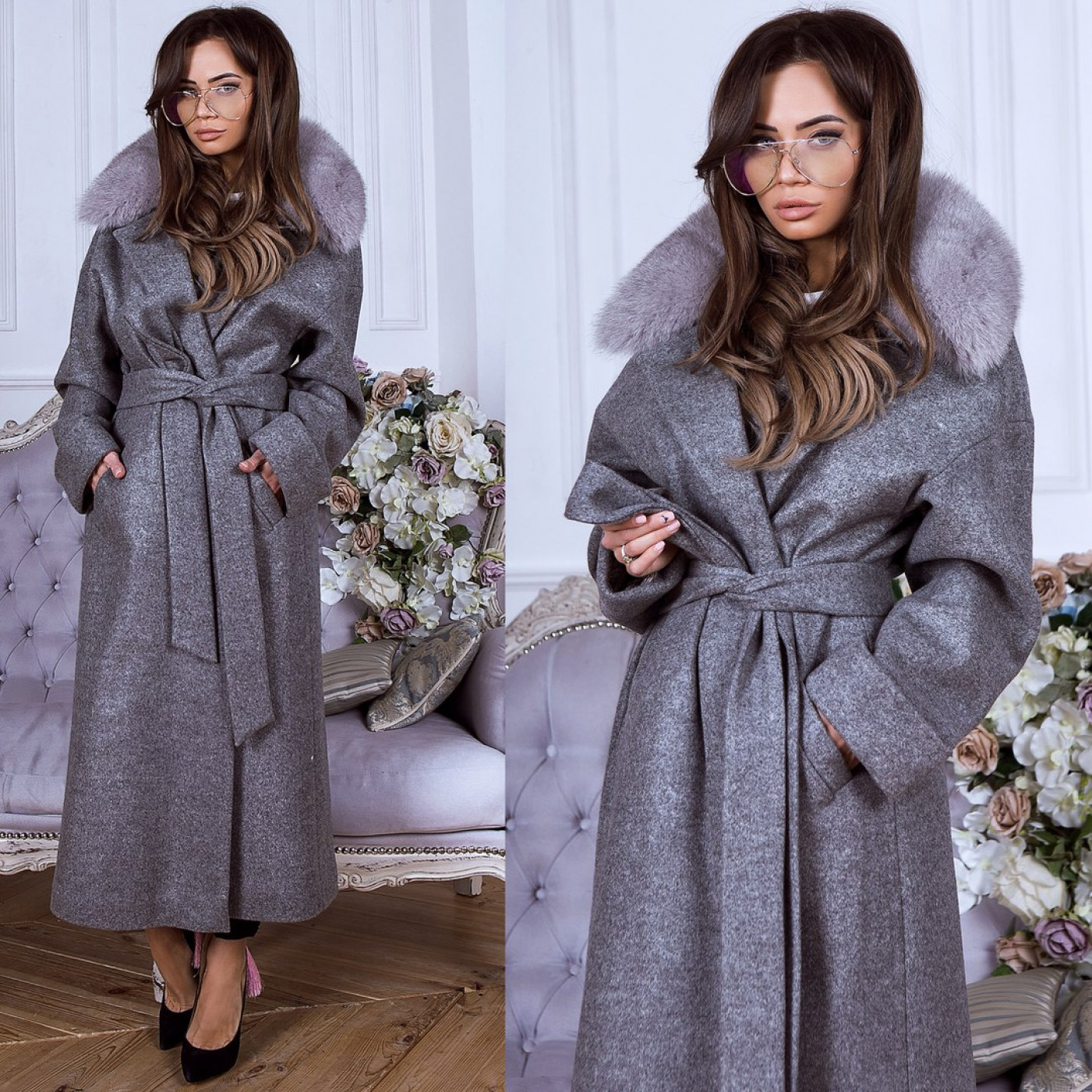 Жіноче зимові пальта 10985