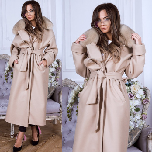 Женское зимние пальто 10985