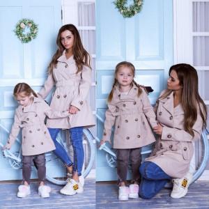 Детские пальто, жилеты