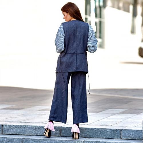 Классические женские брюки 3191