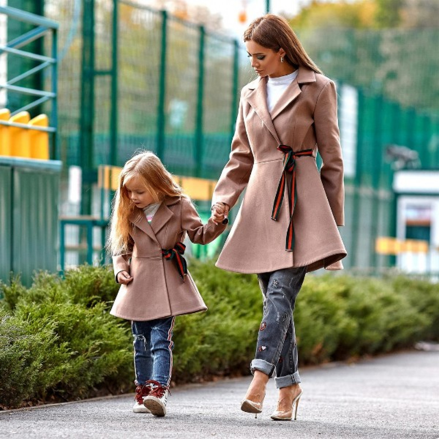 Пальто дитяче Family Look 11138