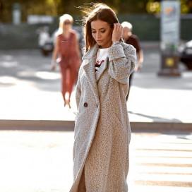 Стильное пальто 11129