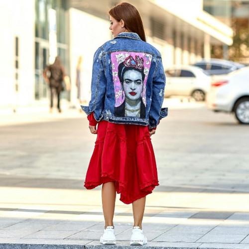 Куртка джинсова 1008-1