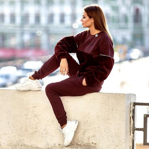 """Костюм модный с надписью """"Just Love"""" 988-989"""