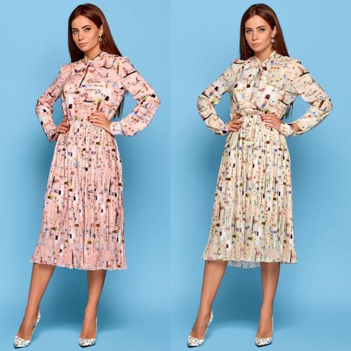 Платье взрослое Family Look 11057