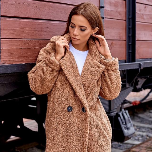 Пальто каракуль 11165