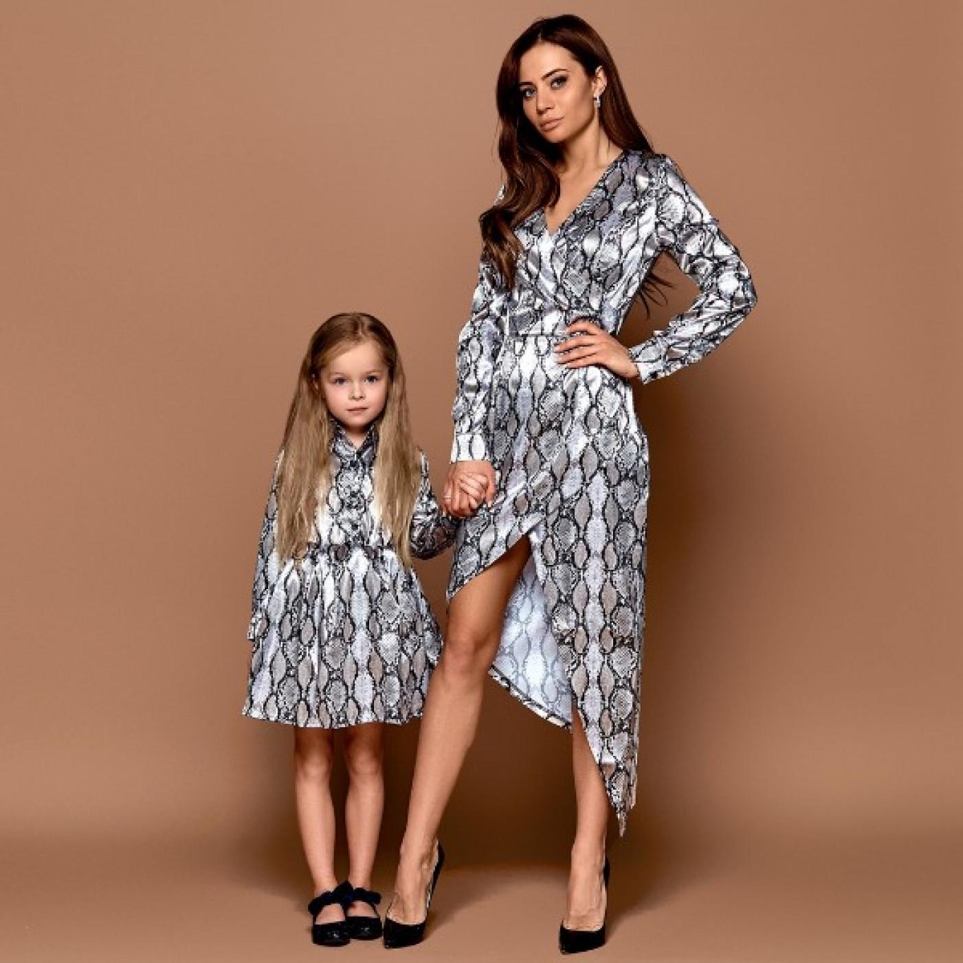 Плаття для дівчинки Family Look 11205