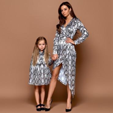 Платье для девочки Family Look 11205
