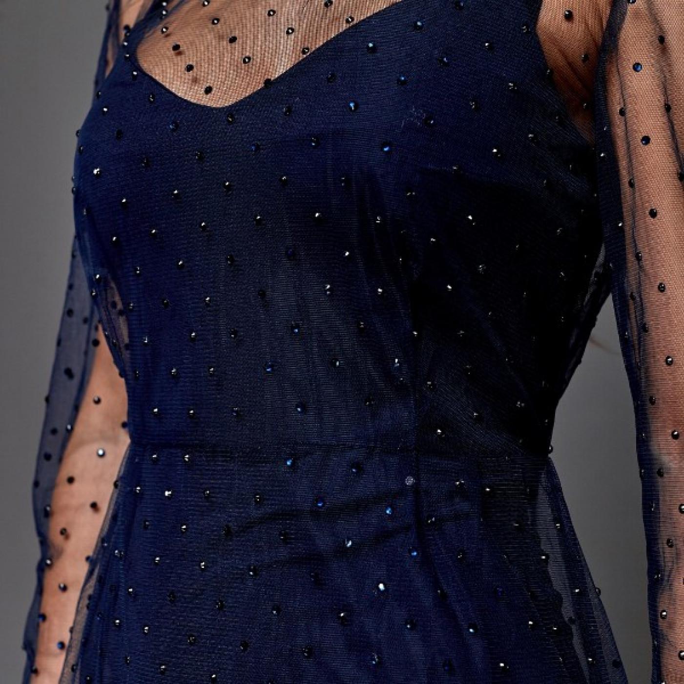 Сукня з камінчиками 11223