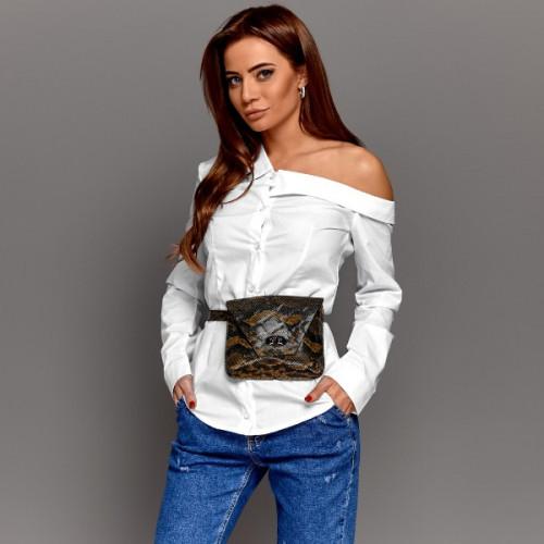 Модная женская рубашка 11235