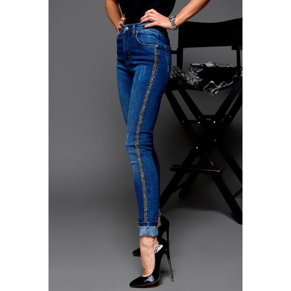 Жіночі джинси 457-766