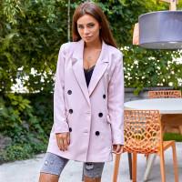 Трикотажный пиджак женский 090-0
