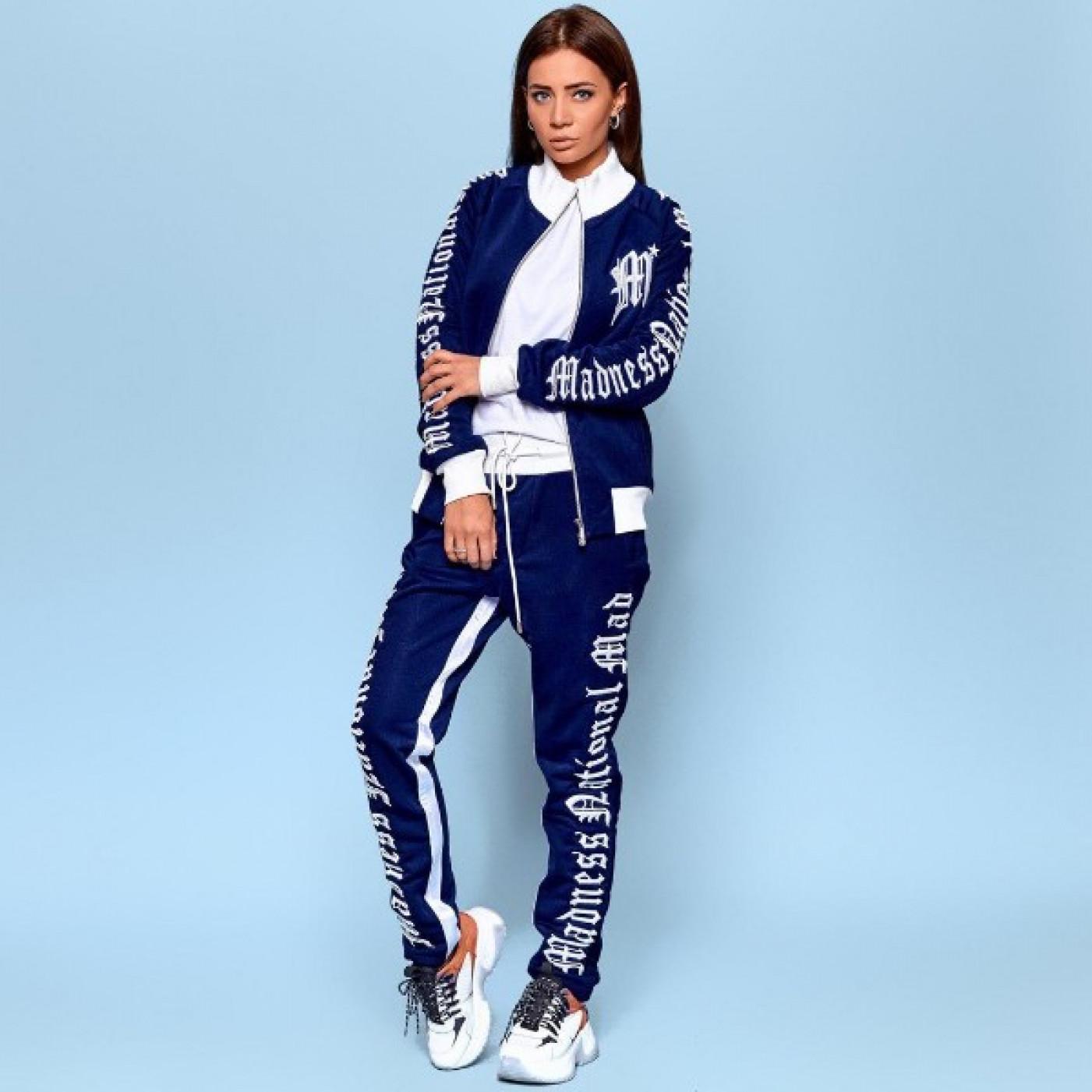 Яскравий спортивний костюм 4008-1