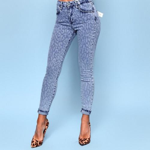 Стильные женские джинсы 5622-0