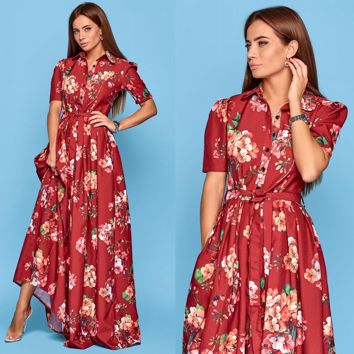 Розкішне доросле плаття 10693