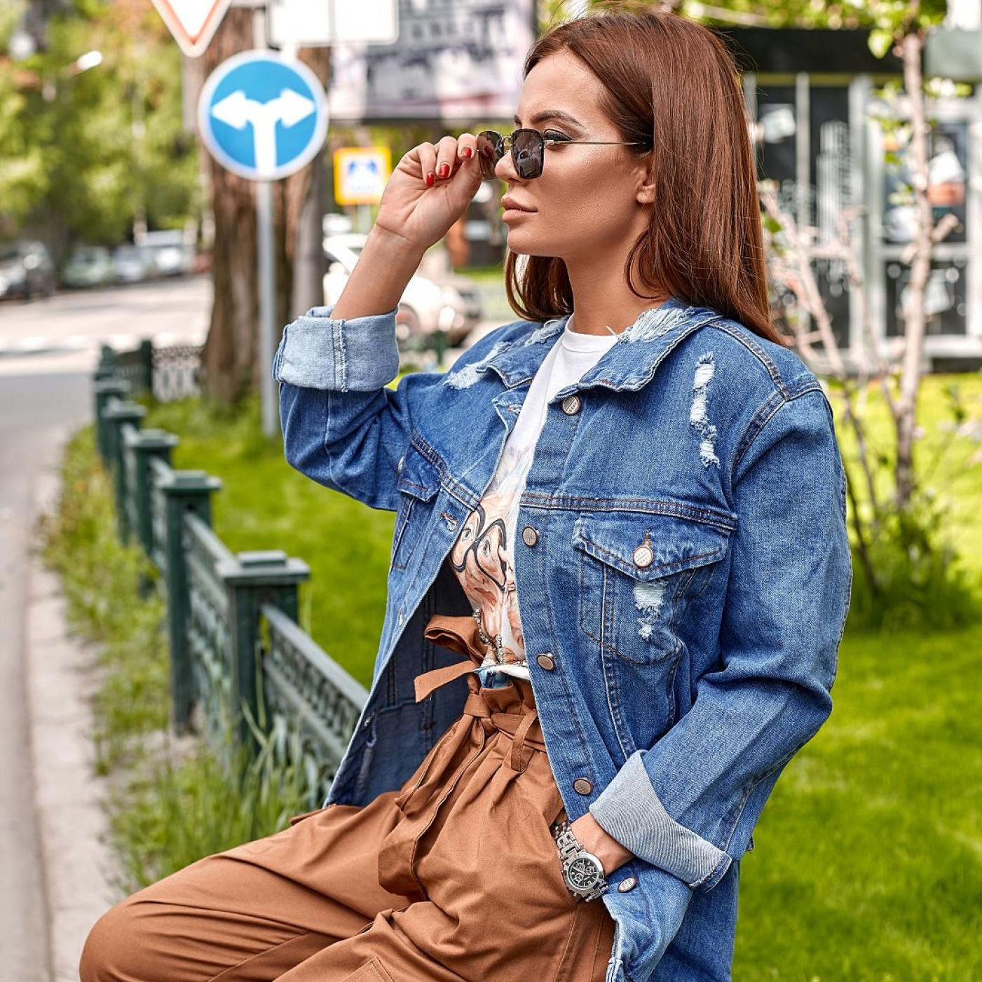 Куртка джинсова 51028
