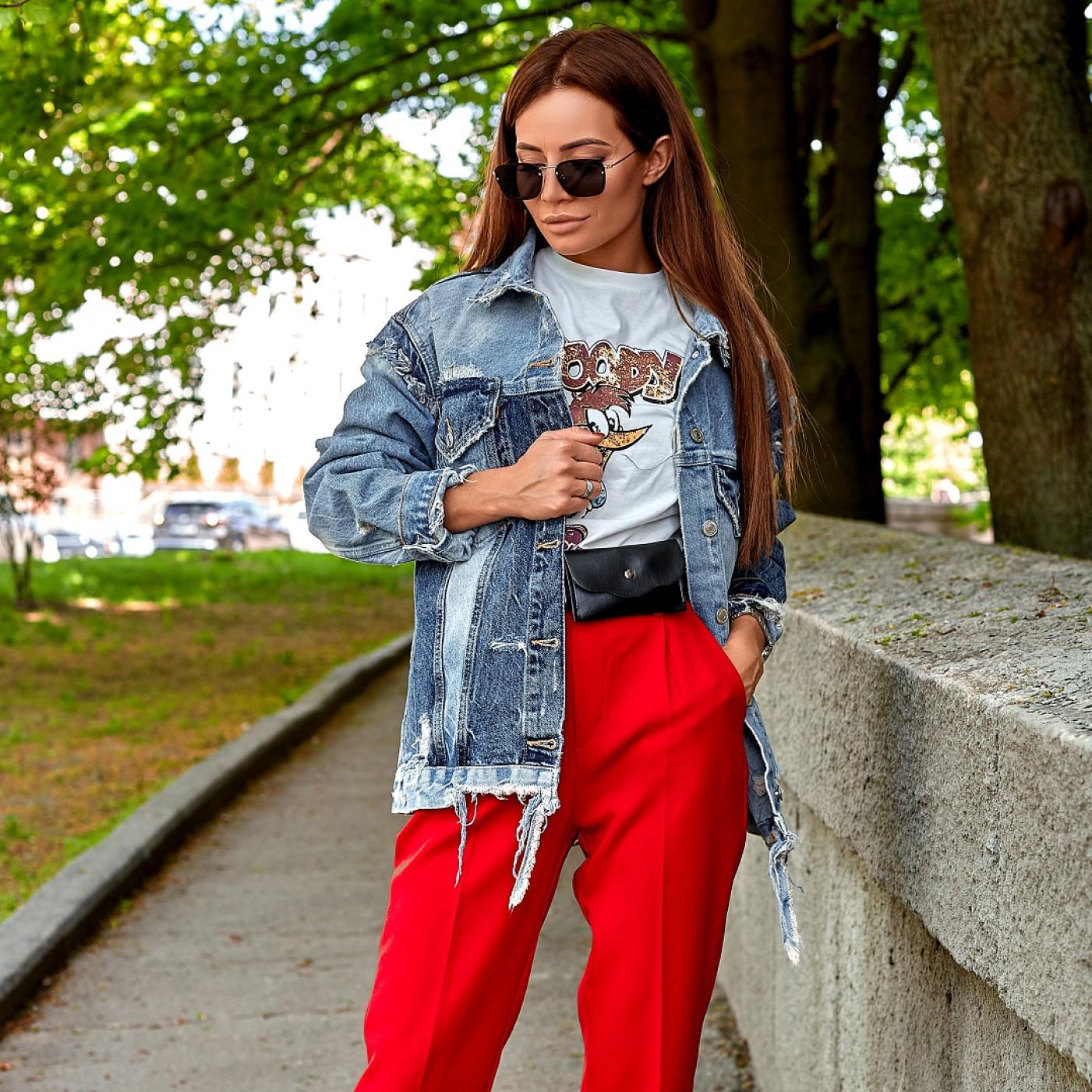 Куртка джинсовая 6045-0