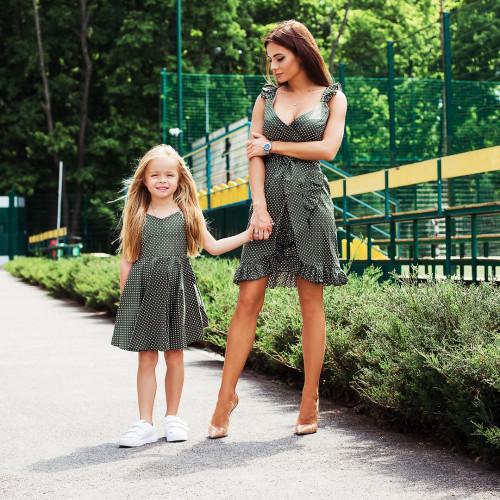 Детское платье Family Look 11294