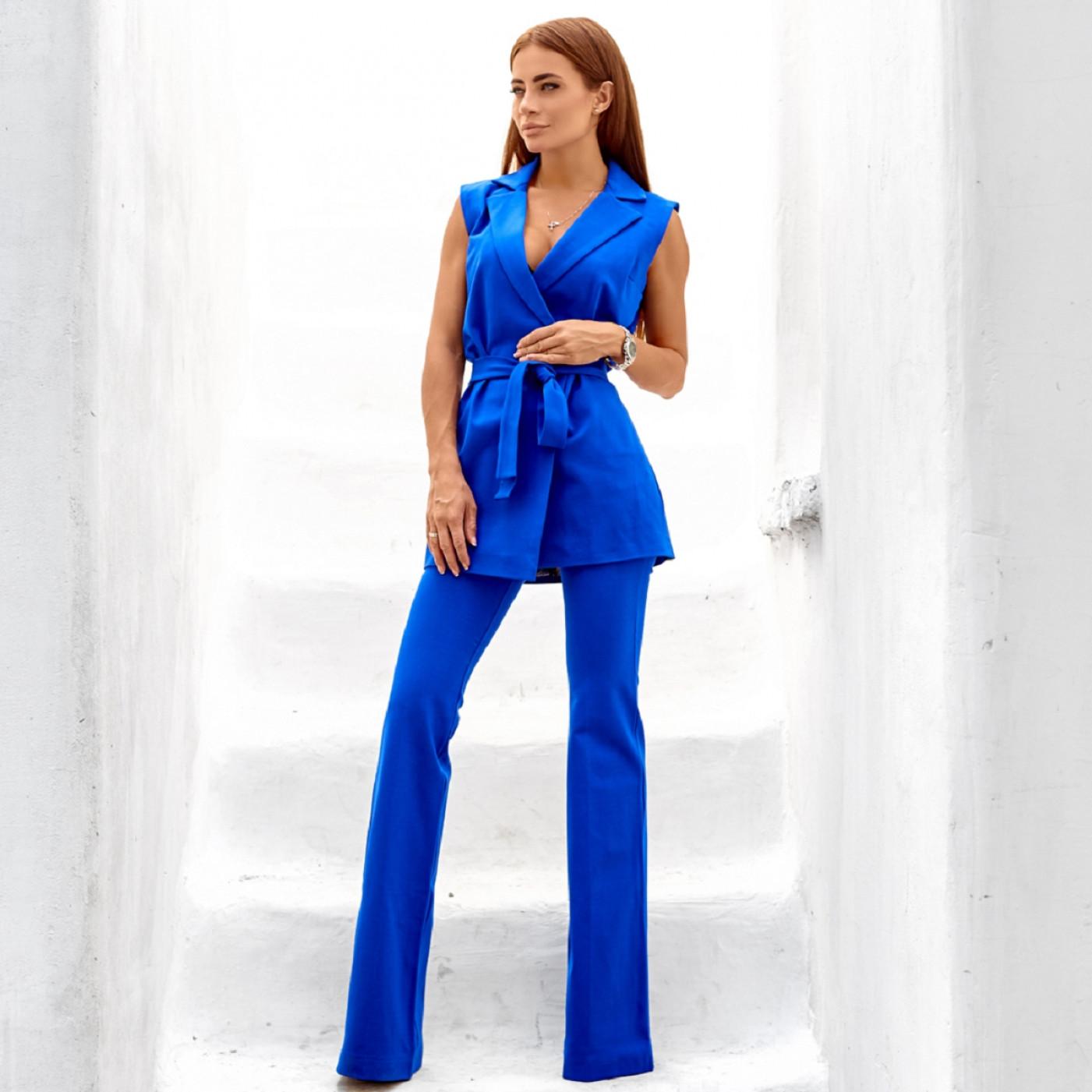 Костюм елегантний жилет + штани 10586