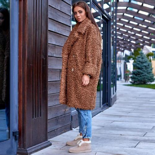 Пальто деми женское