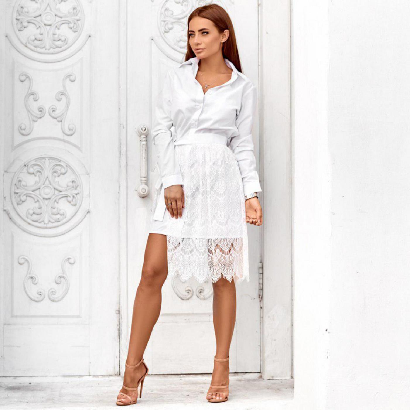 Симпатичне плаття низ гіпюр 10970