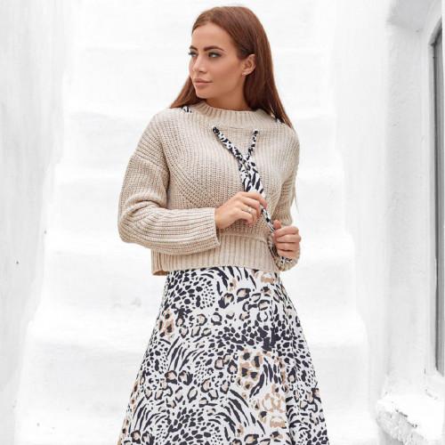 Комплект свитер с юбкой 831105