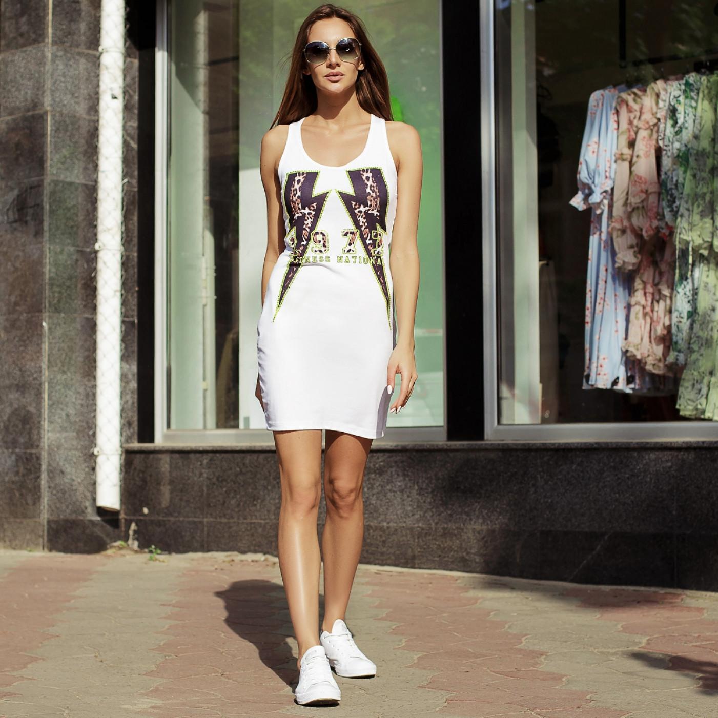 Красивое платье 7101