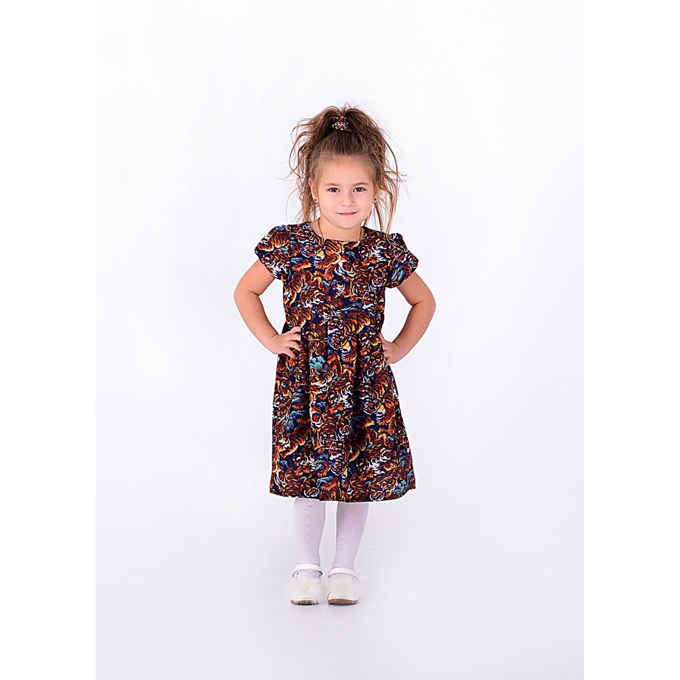 Красивое платье детское Family Look 10107