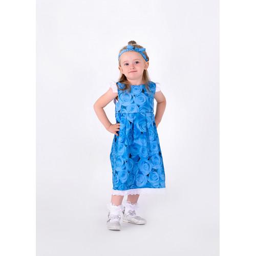 Нарядное платье для девочки 10271