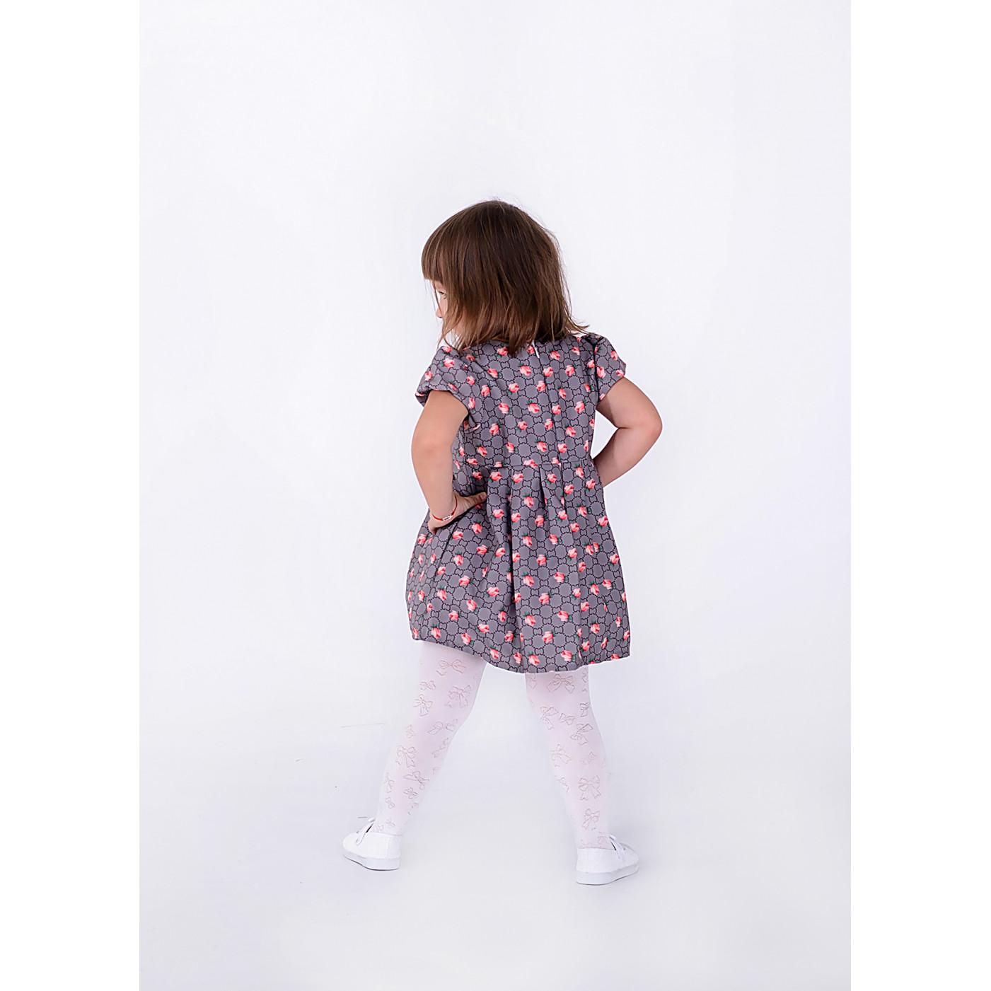 Платье детское familylook 10723