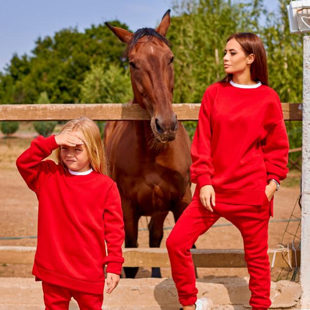 Детский утепленный костюм Family Look 11366