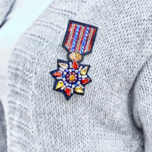 Вязаный женский кардиган 3098-0