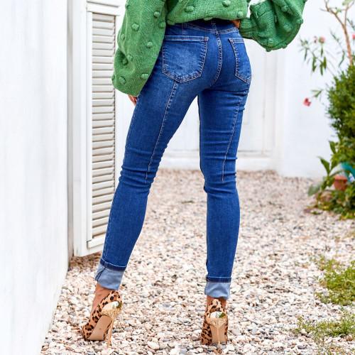 Облегающие джинсы 944-1