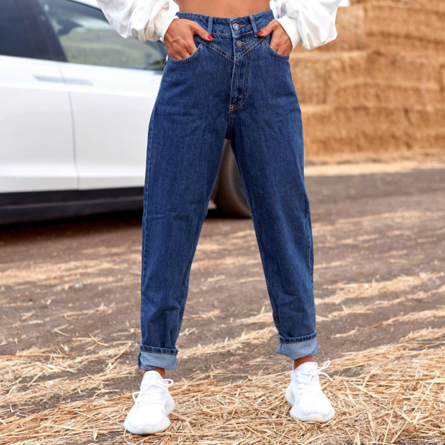 Mom jeans for women