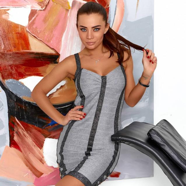 Облегающее вечернее платье 5025