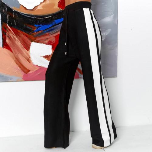 Объемные брюки 16406