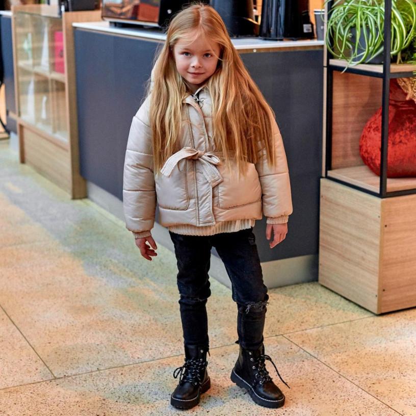Утеплення дитяча куртка Family Look 11479
